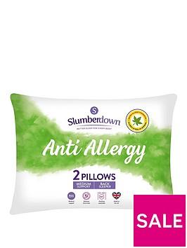 slumberdown-anti-allergy-medium-pillows-ndash-pack-of-2