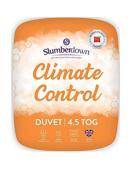 slumberdown-climate-control-45-tog-duvet-ndash-double