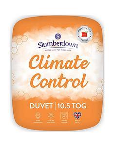 slumberdown-nbspclimate-control-105-tog-duvet-ndash-king-size