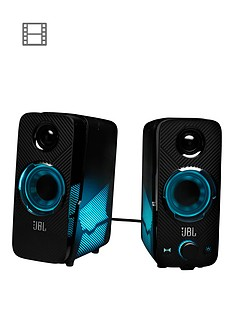 jbl-quantum-duo-pc-gaming-speaker-with-bluetooth-on-speaker-lighting-control-usb-and-aux-in-and-headphone-out-connection
