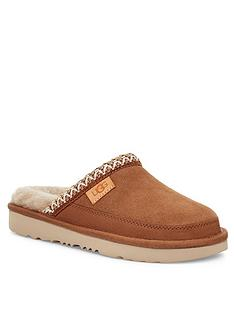 ugg-childrensnbsptasman-ii-slip-on-slippernbsp-chestnut