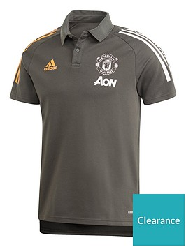 adidas-manchester-united-polo-green