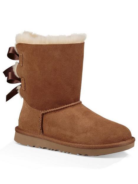 ugg-childrensnbspbailey-bow-ii-boot-chestnut