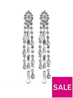 mood-silver-plated-shower-drop-earrings