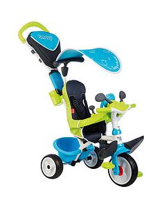 smoby-baby-driver-comfort-tricycle-blue