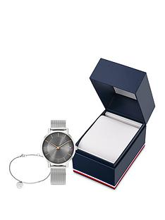 tommy-hilfiger-silver-dial-silver-mesh-watch-amp-bracelet-gift-set