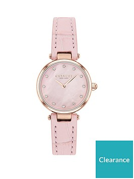 coach-hayley-14503537nbsppark-pink-dial-pink-leather-strap-watch