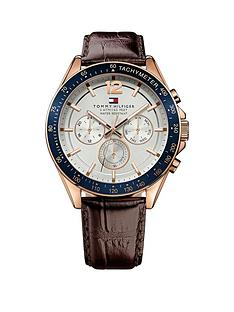 tommy-hilfiger-white-multi-dial-brown-leather-strap-mens-watch