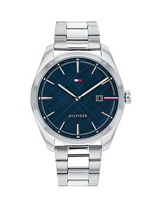 tommy-hilfiger-tommy-hilifger-blue-dial-stainless-steel-bracelet-watch