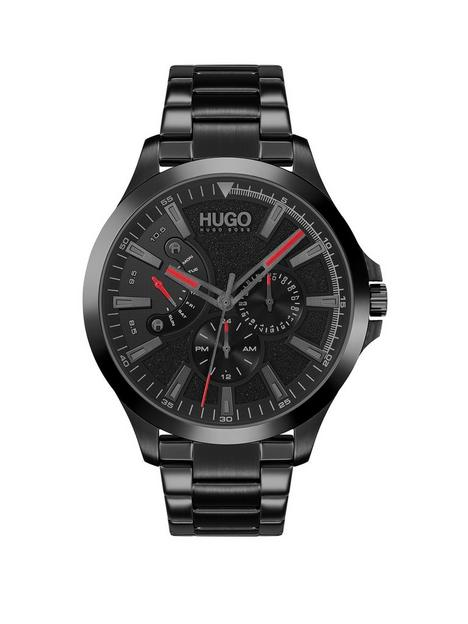 hugo-hugo-leap-black-multi-dial-black-bracelet-watch