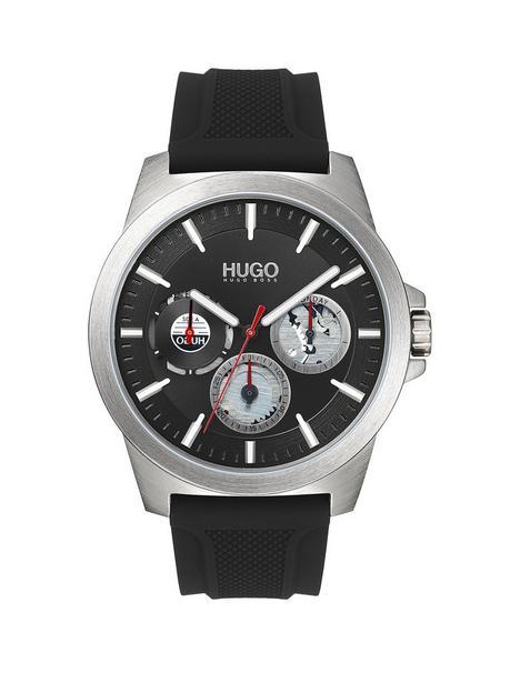 hugo-twist-black-multi-dial-black-silicone-strap-mens-watch