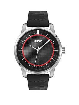 hugo-black-dial-black-strap-mens-watch