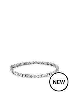 simply-silver-sterling-silver-cubic-zirconia-tennis-bracelet