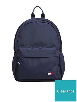 tommy-hilfiger-kids-flag-backpack-navy