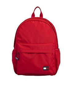tommy-hilfiger-kids-flag-backpack-red
