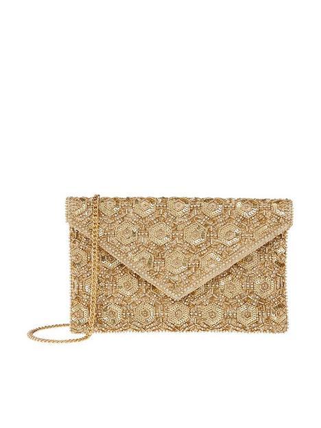 accessorize-tamara-embellished-clutch-gold