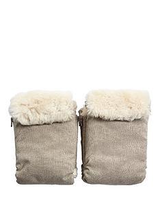 mamas-papas-luxury-sheepskin-pram-mitts