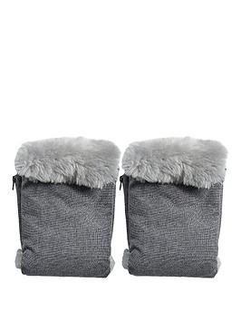 mamas-papas-luxury-sheepskin-pram-mitts