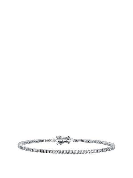 created-brilliance-penelope-created-brilliance-9ct-white-gold-2ct-lab-grown-diamond-tennis-bracelet