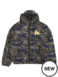 money-boys-camo-padded-windcheater-camouflage