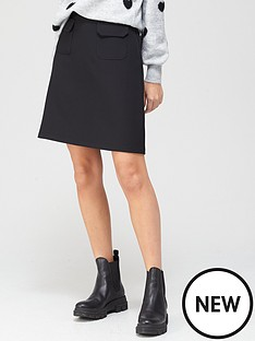v-by-very-patch-pocket-mini-skirt-blacknbsp