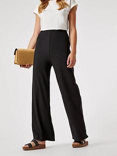 dorothy-perkins-fauchette-trousers-black