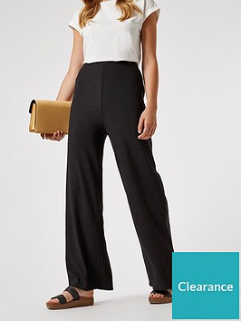 dorothy-perkins-fauchette-trousers-black