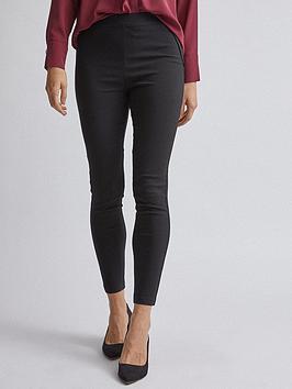 dorothy-perkins-pocket-detail-skinny-trousersnbsp--black