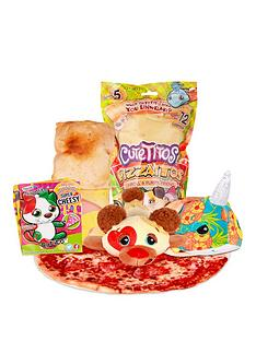 prod1089784655: Cuteitos 7 Inch Plush - Wave 5 Pizza