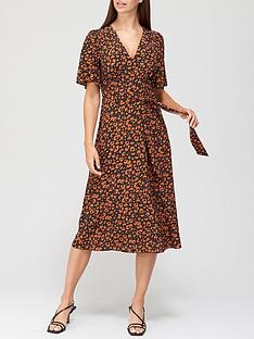 v-by-very-printed-tea-midi-dress-animal