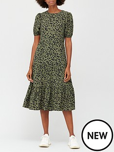 v-by-very-tiered-printed-midi-dress-animal