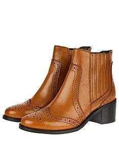 monsoon-brogue-leather-boots-tan