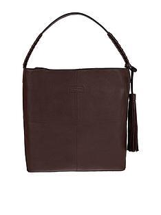 monsoon-tassel-hobo-leather-bag-chocolate