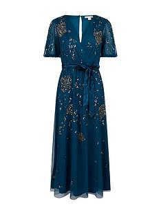 monsoon-roza-embellished-midi-dress