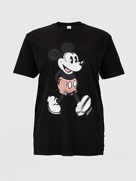 disney-mickey-mouse-t-shirt-black