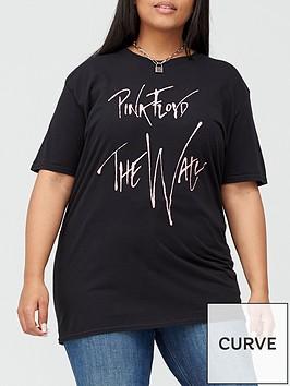 v-by-very-curve-pink-floyd-t-shirt-black