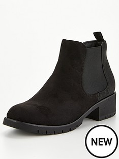 v-by-very-pearl-chunky-chelsea-boot-black