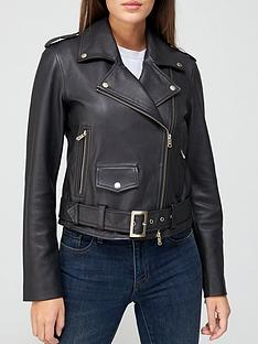 armani-exchange-leather-jacket-blacknbsp