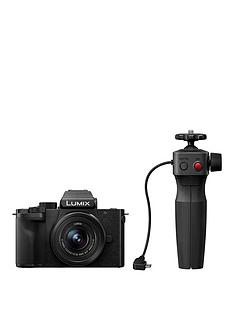 panasonic-lumix-g100-vlogging-camera-with-lumix-g-vario-12-32mm-f35-56-and-shgr1-tripod-grip