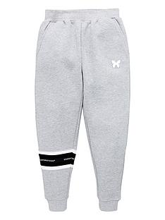 good-for-nothing-boys-taped-joggers-grey