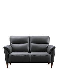 prod1089793652: Alessia 2 Seater Leather Sofa