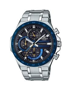 casio-edifice-black-and-blue-detail-chronograph-dial-stainless-steel-bracelet-mens-watch