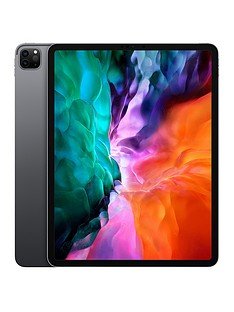 apple-ipad-pro-2020-256gb-wi-finbsp129innbspwith-optionalnbspsmart-keyboard-amp-apple-pencil-2nd-gennbsp--space-grey