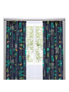 cosatto-dragon-kingdom-pencil-pleated-curtains