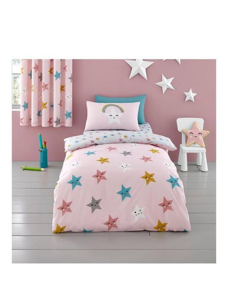 cosatto-happy-stars-single-duvet-cover-set