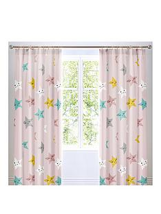 cosatto-happy-stars-pencil-pleated-curtains