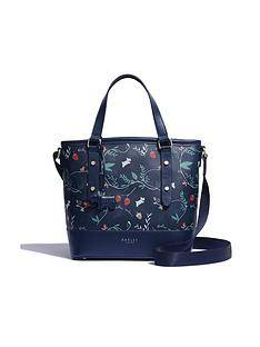 radley-whimsical-floral-medium-grab-multiway-zip-top-tote-bag-navy