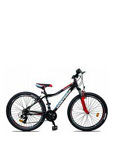 monteria-monteria-jr-26-v-brakes-17-inch-black-red