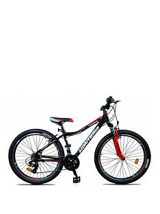 monteria-monteria-jr-26-v-brakes-19-inch-black-red