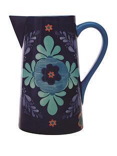 maxwell-williams-majolica-24-litre-ceramic-pitcher